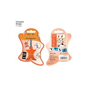 NITEIZE Curvyman Cord Supervisor - Orange