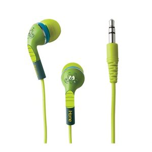 eKids - Where's My Water earbud headphones with case