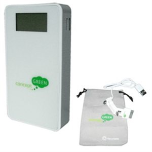 CONCEPT GREEN BATTERY BANK CG5810W WHITE 5800MAH