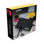 Kingston SNA-B - Ens. d'installation SSD (brackets, boitier externe, vis, logiciel, cable SATA et espaceur 5mm)