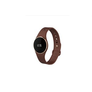 Mykronoz ZeCircle - Activity tracker watch / Brown