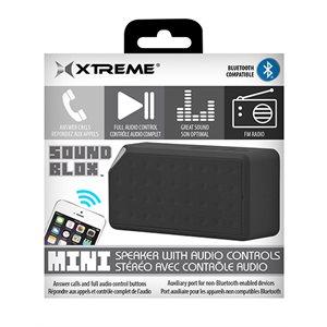 XTREME BLUETOOTH SOUND BOX SPEAKER - BLACK