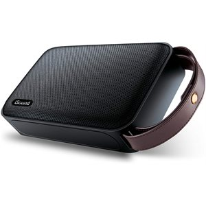 ISOUND HIFI LUXE WIRELESS RECHARGEABLE PORTABLE SPEAKER