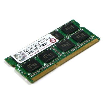 TRANSCEND 8GB DDR3-1600MHZ ECC TS1GSK72V6H