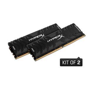 KINGSTON 16GB 3200MHZ DDR4 CL16 DIMM (KIT OF 2) XMP HYPERX PREDATOR