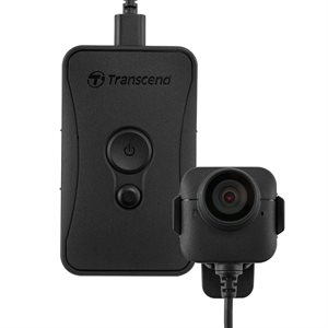 TRANSCEND 32GB, Body Camera, DrivePro Body 52, Separate Camera (ENG ONLY)