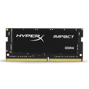 KINGSTON 8GB 2666MHz DDR4 NON-ECC CL15 SODIMM HyperX Impact