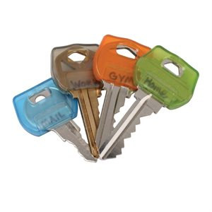 NITE IZE IdentiKey Covers - 4 Pack - Assorted