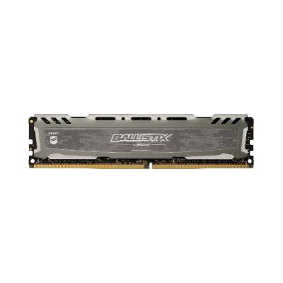CRUCIAL BALLISTIX SPORT GREY 16GB DDR4 2400 (PC4-19200) CL16 DR X8 UNBUFF DIMM 288PIN