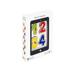 MARBOTIC SMART NUMBERS INTERACTIVE WOODEN BLOCKS
