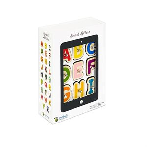 MARBOTIC SMART LETTERS INTERACTIVE WOODEN BLOCKS