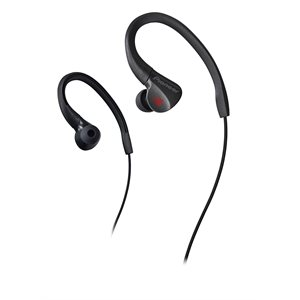 PIONEER IRONMAN Sport Earphones - Wired - BLACK