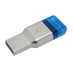 MobileLite DUO 3C USB3.1+TypeC microSDHC/SDXC Card Reader