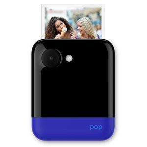 POLAROID *BLUE*POP INSTANT PRINT DIGITAL CAMERA W/ZINK ZERO INK PRINTING TECHNOLOGY