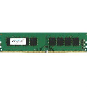CRUCIAL 4GB DDR4 2400 MT/s (PC4-19200) CL17 SR x8 Unbuffered DIMM 288pin