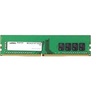 MUSHKIN ESSENTIALS 16GB DDR4 UDIMM PC4-2133 1.2V