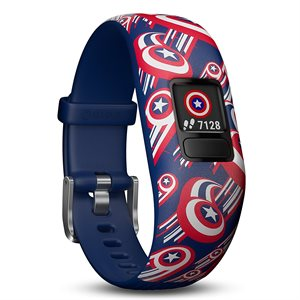 Garmin Vivofit jr.2 Adjustable Captain America  (6+ yrs old) **WW**