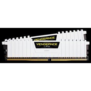 CORSAIR 32GB (KIT OF 2) 3200MHZ DDR4 DIMM 16-18-18-36 VENGEANCE LPX WHITE HEAT 1.35V