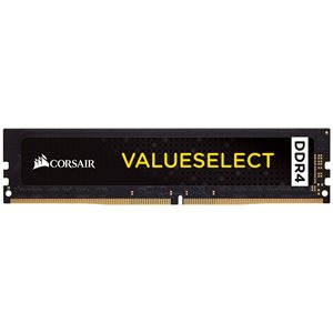 CORSAIR 16GB (KIT OF 1) 2666MHZ DDR4 DIMM 18-18-18-43  1.20V