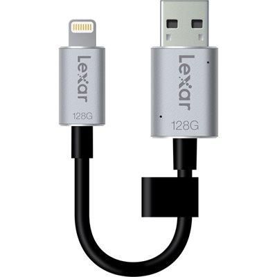 LEXAR # 128GB JUMPDRIVE C20C  USB 3.0 (SMALL BLISTER)