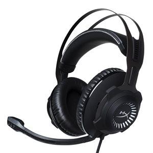 Écouteur HyperX Cloud Gaming pour PC & PS4 (Noir)