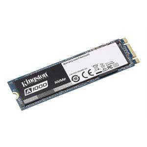 Disque SSD Kingston 240GB M.2 A1000 PCIe NVMe 2280
