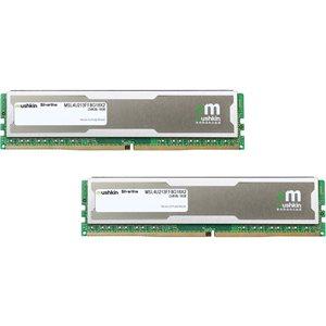 MUSHKIN Silverline DDR4 UDIMM 16GB (2x8GB) PC4-2133 1.2V