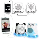ACCESSORY POWER GO GROOVE Polar Bear Jr. nighttime LED light and speaker