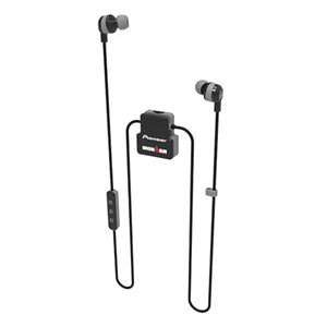 PIONEER IRONMAN IRONMAN Wireless Sport Earphones -Black