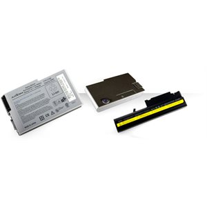 Axiom LI-Polymer 6-Cell Battery for Apple - MA348G/A, MA348LL/A, A1175