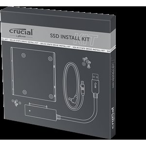 CRUCIAL Crucial Solid State Drive (SSD) Install Kit