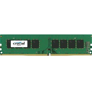 CRUCIAL 16GB DDR4 2666 MT/s (PC4-21300) CL19 DR x8 Unbuffered DIMM 288pin