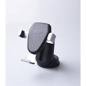 BRACKETRON Qi Fast Wireless Clamp Mount