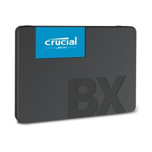 CRUCIAL 120GB BX500 3D NAND SATA 2.5-INCH SSD