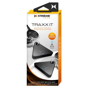 Xtreme TRAXX it 2 pack Bluetooth Key Finder*ENG*