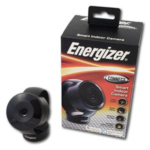 Energizer Smart Indoor Camera *Black* ENG ONLY