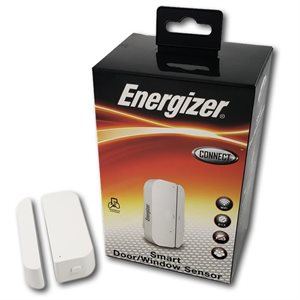 Energizer Smart Door/Window Motion Sensor *White*ENG ONLY