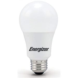 Energizer A19 Smart Warm White LED Bulb *White*ENG PKG ONLY