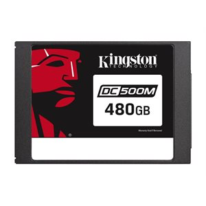 KINGSTON 480GB DC500M  2.5 SATA Rev. 3.0 (6Gb/s)
