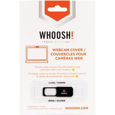 Whoosh – Couverture de webcaméra intimité