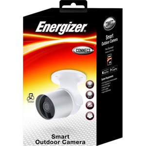 Energizer WIFI 1080P Outdoor HD Camera White *ENG ONLY