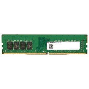 MUSHKIN ESSENTIALS 8GB DDR4 UDIMM PC4-2666 1.2V