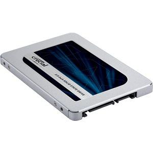 """CRUCIAL 1000GB Crucial® MX500  SATA 2.5"""" 7mm SSD Tray / Bulk"""