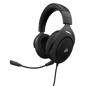 Corsair - HS50 PRO Stereo Gaming Headset Carbon