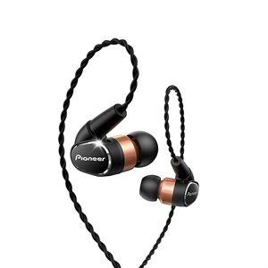 Pioneer SECH9TK ENCLOSED DYNAMIC HI-RES CERTIFIED EARBUDS