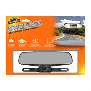 ARMORALL Rearview Mirror Backup Camera System