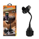ARMORALL Universal Phone Mount and Gooseneck Charger