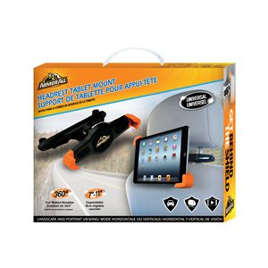 ARMORALL Universal Headrest Tablet Mount