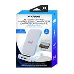 XTREME Rotating Wireless Charger - White