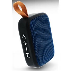 XTREME REPLAY Bluetooth Square Speaker - Navy
